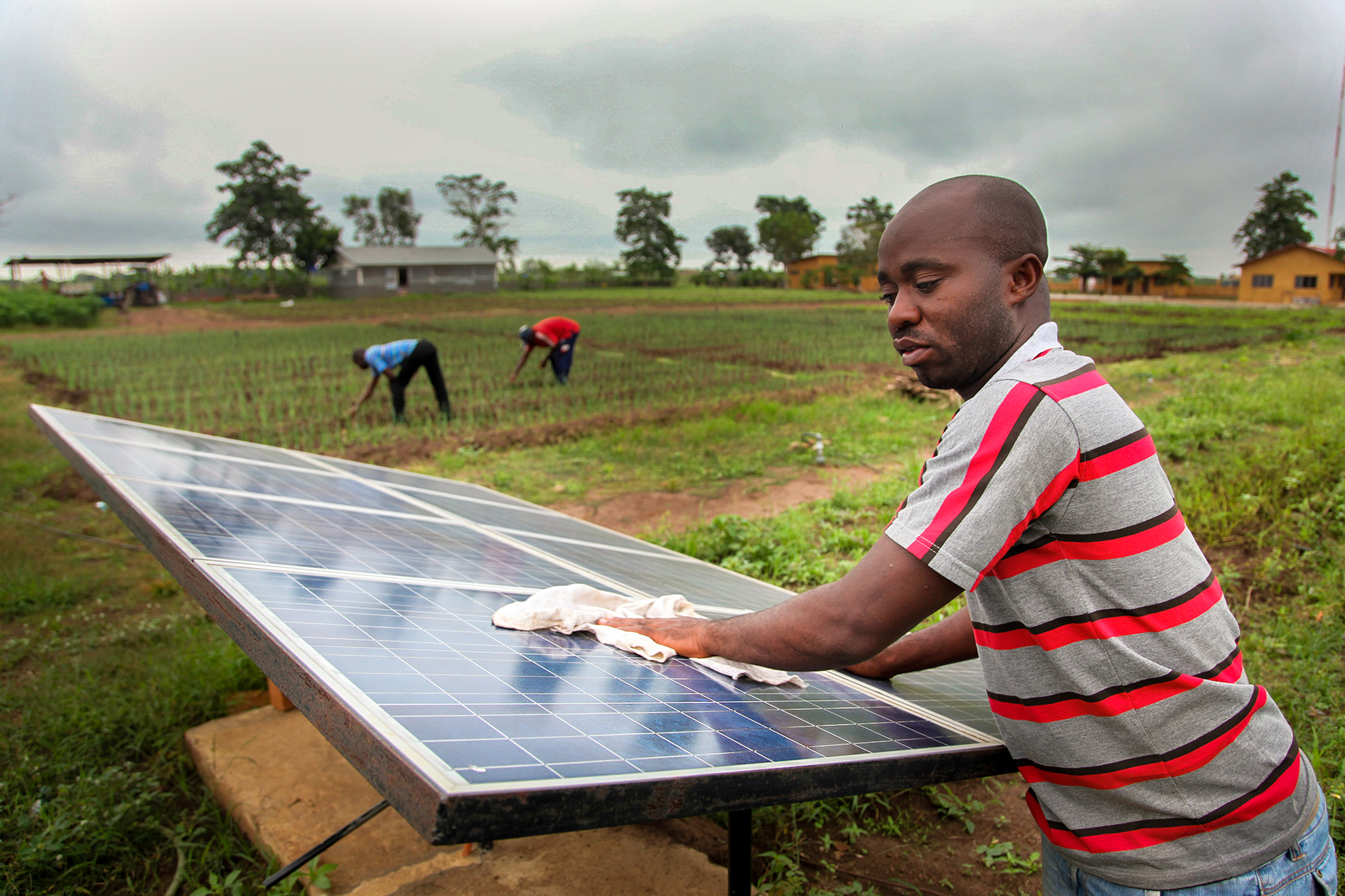 The energy revolution has arrived – here's how to be a part of it | United Nations Development Programme