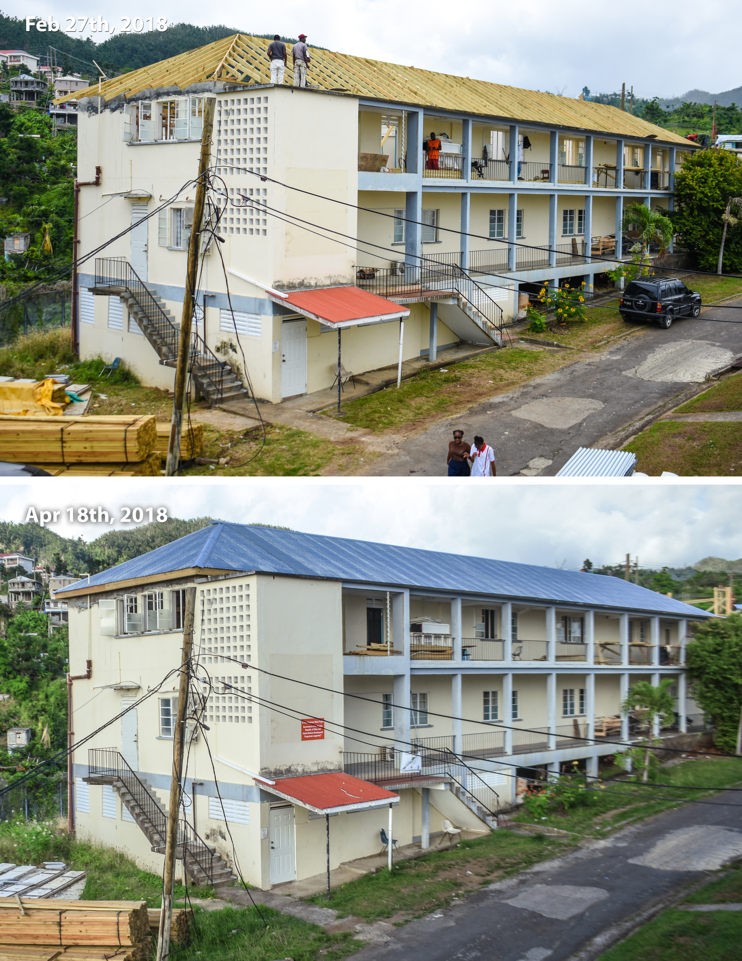 Dominica: Striving Towards Climate Resilience